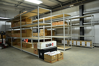 Z-Line Industrial Shelving