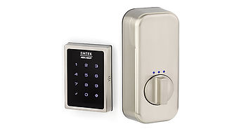 EMPowered™ Motorized Touchscreen Keypad Deadbolt