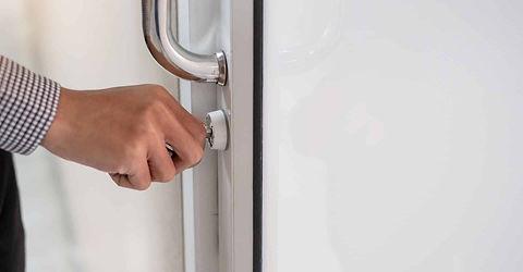 Restricted Door Locks