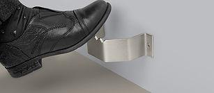 Foot Pull Door Hardware