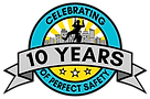 10 Years Perfect Safety