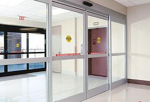 Door Safety Sensors