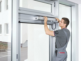 Automatic Door Repair & Maintenance