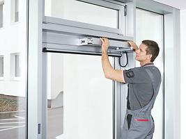 Automatic Door Repair & Maintenance