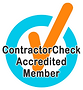 Contractor Check Accredited Member - Rope-A-Dope