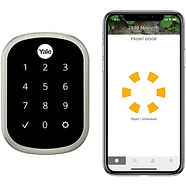 Yale Assure SL Connected Touchscreen Smart Lock