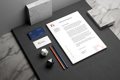 Business Stationary Design Services