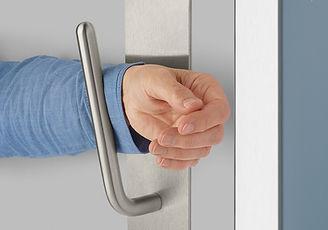 Arm Pull Door Hardware