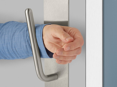Touch-less & Hands Free Doors to Help Schools Open Safely