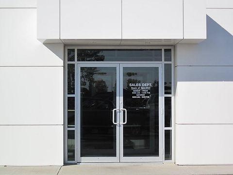 Glass Door Repair & Maintenance