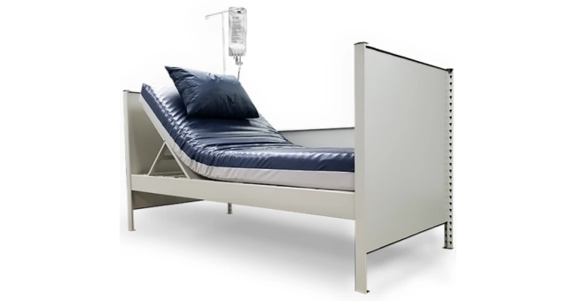 Quik-Bed Temporary Inclined Hospital Bed