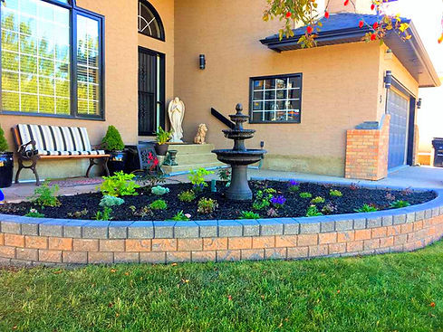 Gardening Services Calgary - Evergreen L
