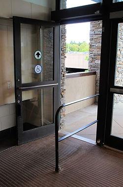 Swing Side Door Mounted Safety Sensor