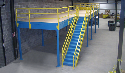Mezzanine Westbow Systems.png