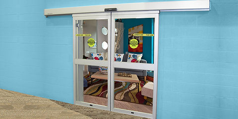 Automatic Sliding Door Repair & Maintenance