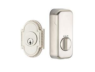 EMPowered™ SMART Lock Upgrade for Designer Brass Deadbolts