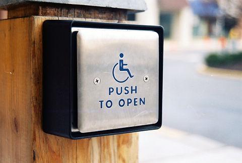 Door Opener Push Buttons
