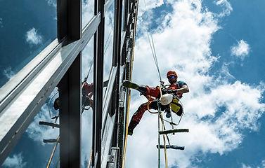 HIGH RISE WINDOW CLEANING CALGARY
