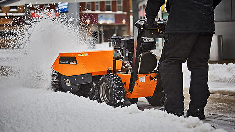 Retail Snow Removal and Plow