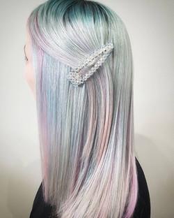 Opal Hairstyle - Liv Hair - Calgary Hair