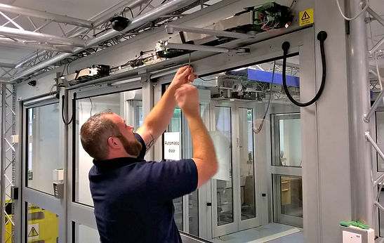 Automatic Doors Service