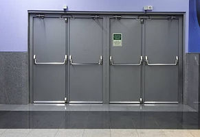 Steel Door Repair & Maintenance