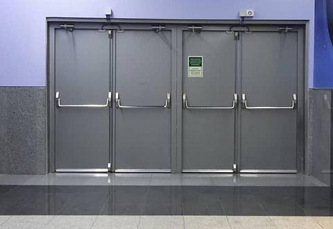 Steel Door Repair & Maintenance