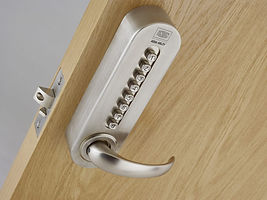 Keyless Entry Door Locks