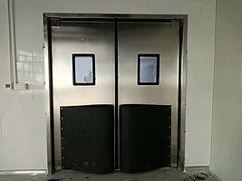 Impact and Crash Door Repair & Maintenance