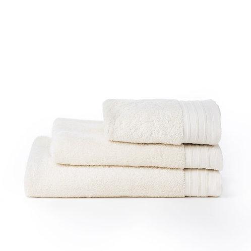 מגבת פיור -  Cream