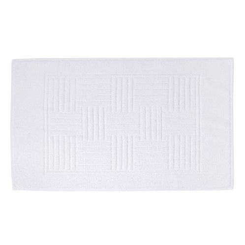 שטיחון אמבט פיור - White