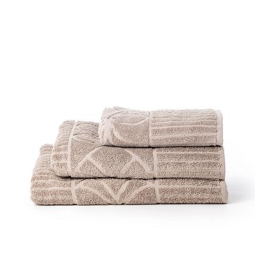 מגבת White & Linen - פשתן