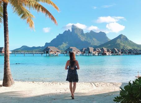 French Polynesia Honeymoon