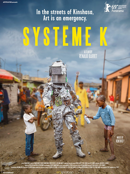 SYSTEM K | OFFICIAL MOVIE POSTER
