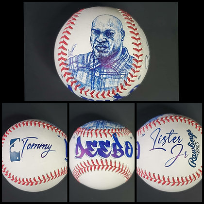 """Tommy ListerJr """"Deebo"""" Tribute Ball"""