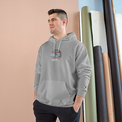 The Baseball Artist Champion Hoodie