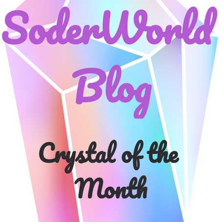 Crystal of the Month - March 2021
