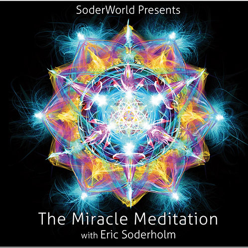 The Miracle Meditation - Physical CD