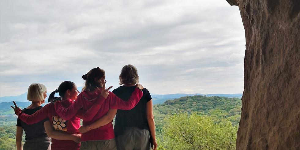 Yoga-LandArt Retreat in Castellar