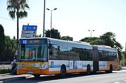 Saint Laurent Bus