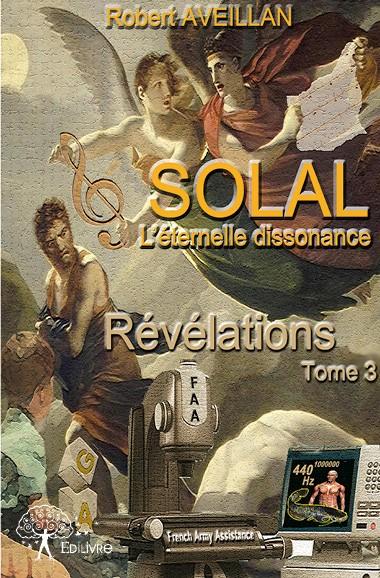 SOLAL - Tome 3 - Révélations  / Robe