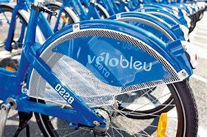 Les Vélos Bleus St Laurent