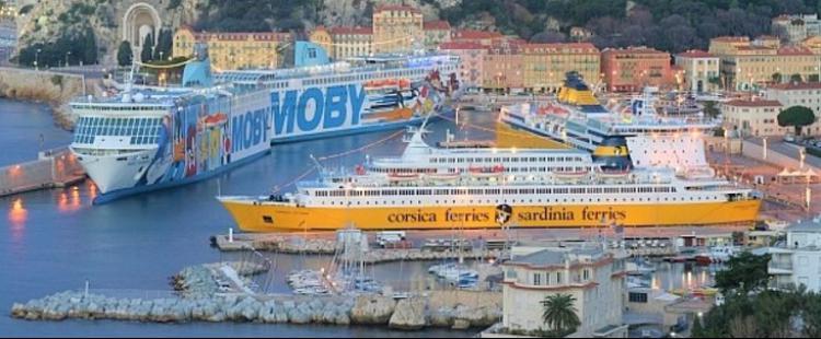 Port de Nice Ferry