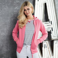 CMY055 - Women's Zip Up Hoodie