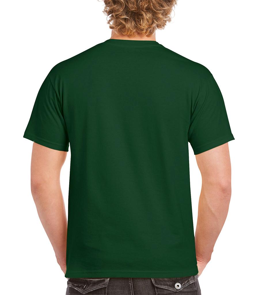 Sport Dark Green Back