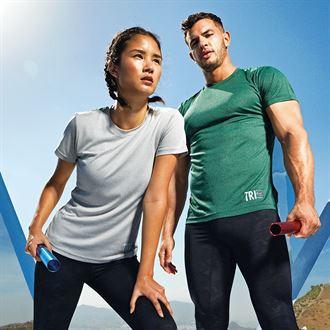 CMY010 - Unisex Poly T-Shirt
