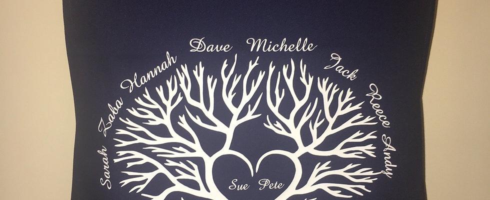 Family Tree Apron