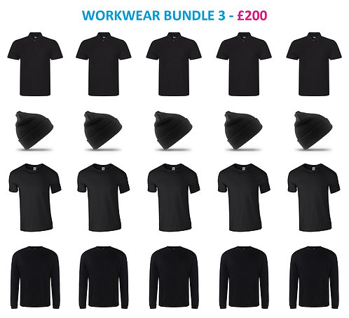 Workwear Bundle 3