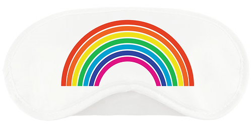 Rainbow Eyemask 🌈