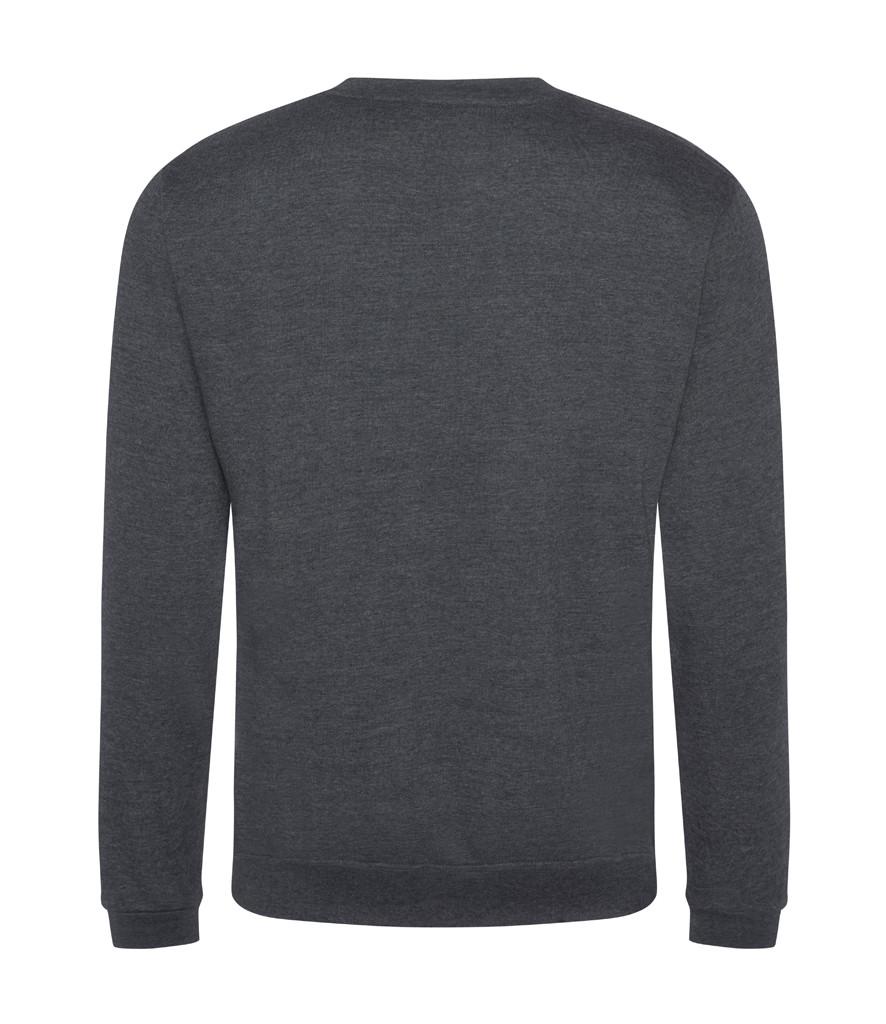 CMY301 Solid Grey Back